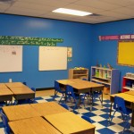 1st and 2nd Classroom